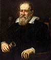 Justus Sustermans Portrait Of Galileo Galilei 1636